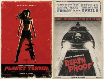 Grind House la nueva sesión doble de terror cortesía de Tarantino-Rodríguez
