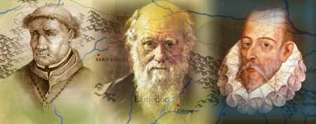 Torquemada, Darwin y Cervantes para la Tierra Media de Rolemaster