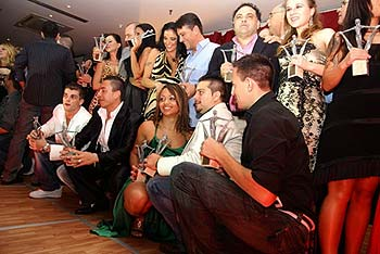 Entrega de premios FICEB 2007