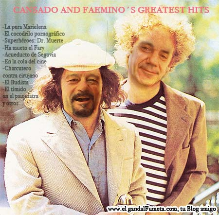 Cansado and Faemino´s Greatest Hits