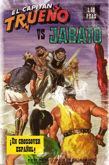 El Capitán Trueno vs Jabato